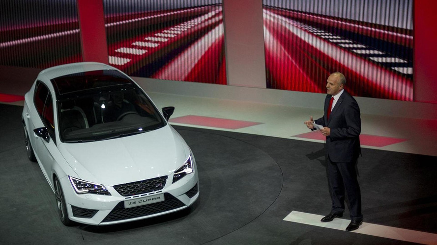 Seat Leon Cupra is a sexier Golf with up to 280 HP