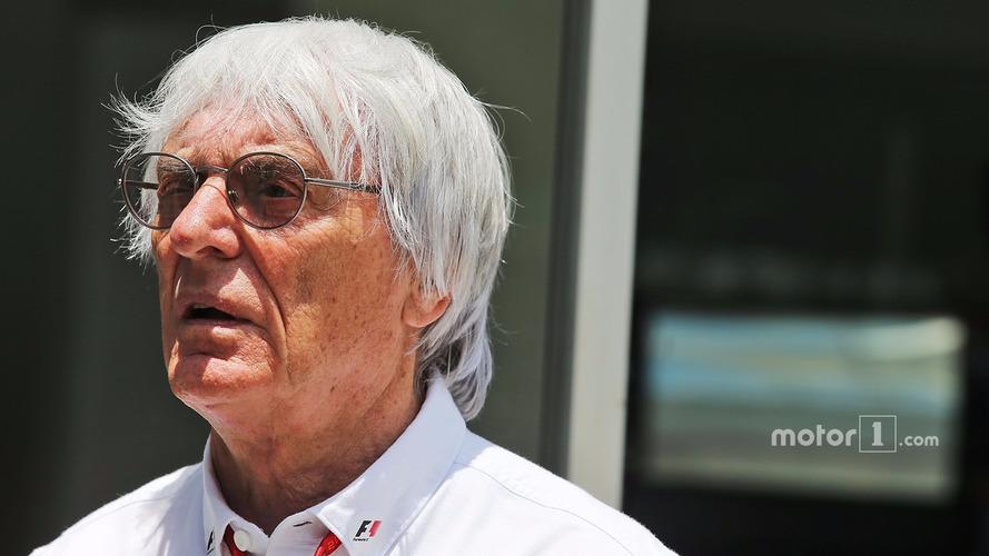 Ecclestone denies rumor about creating F1 rival series
