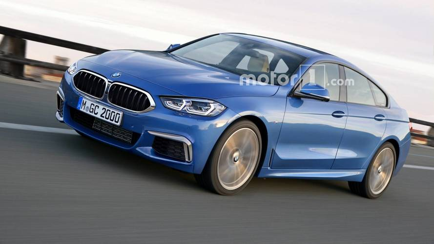 BMW 2 Serisi Gran Coupe böyle görünebilir