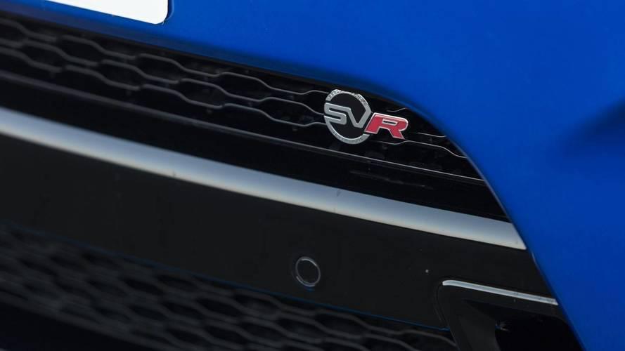 Jaguar F-PACE SVR 2018, primicia mundial en el salón de Nueva York
