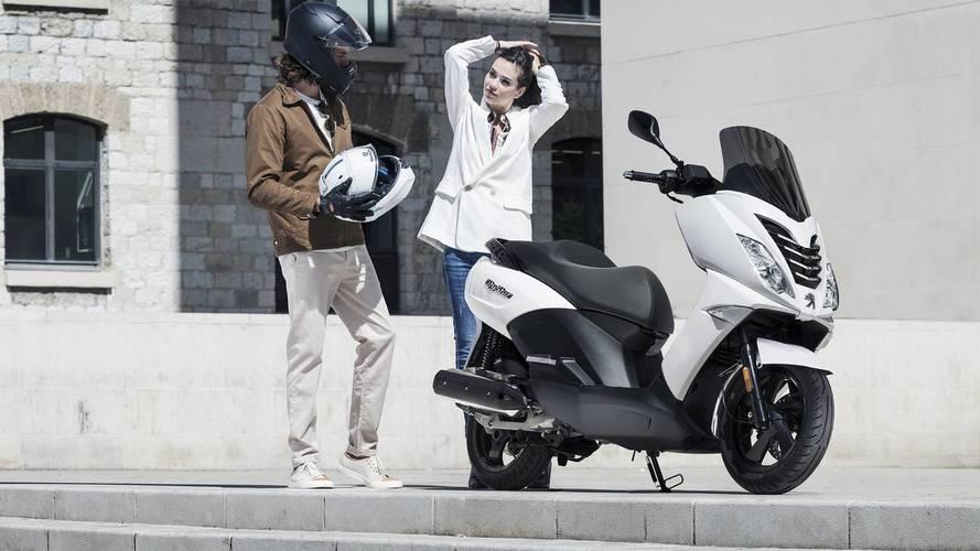 Peugeot renueva sus scooters Citystar 125 y 200