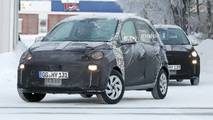 2018 Hyundai Santro spy photo