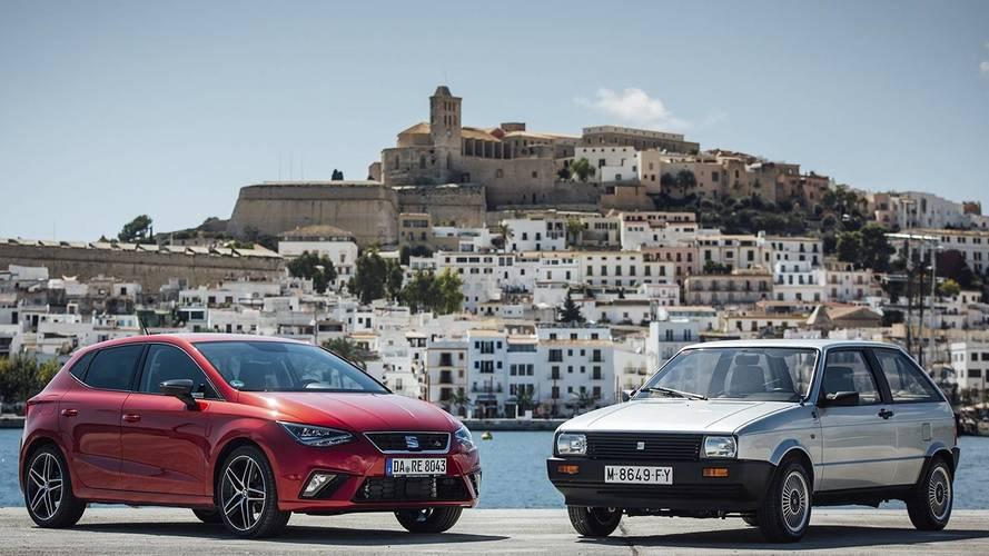 SEAT Ibiza I & V