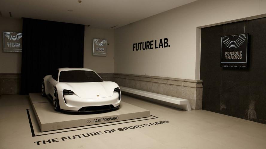 Porsche Track Madrid, la prima concessionaria 3.0