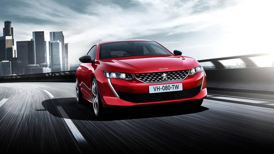 Peugeot revela novo 508 antes do Salão de Genebra