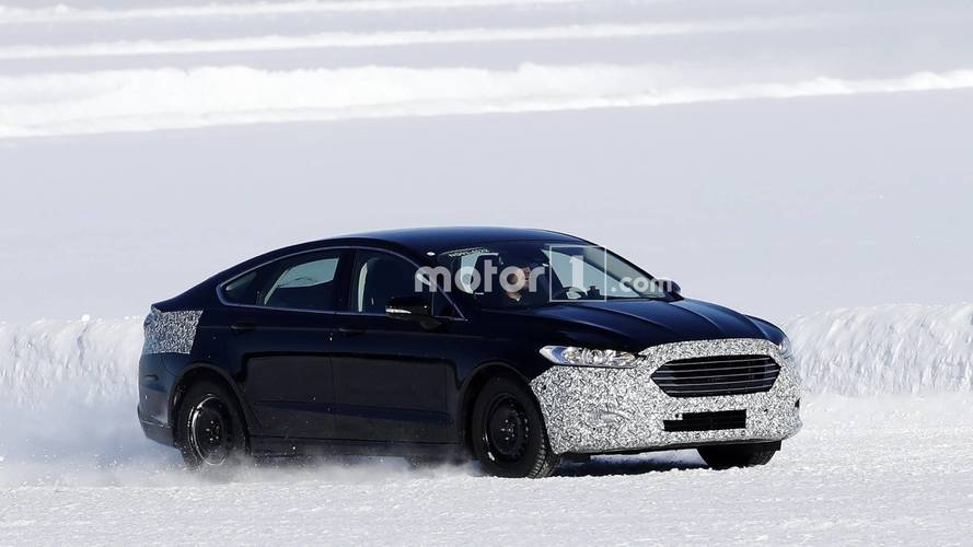 Makyajlı Ford Mondeo bu sene geliyor