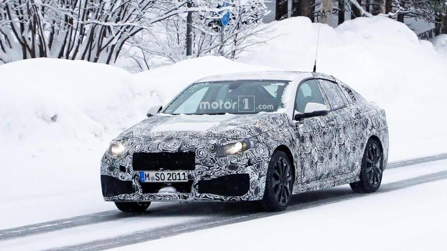 BMW 2 Serisi Gran Coupe yine kamuflajlı halde görüntülendi
