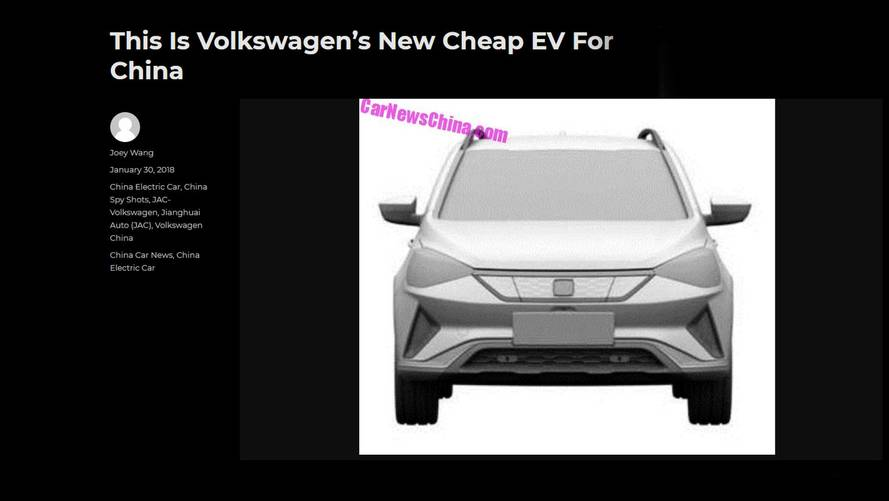 SEAT Crossover électrique chinois