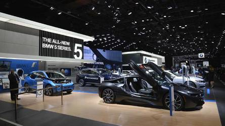 BMW Will Not Attend 2019 Detroit Auto Show