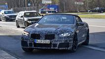 2019 BMW M8 Convertible Spy Photo