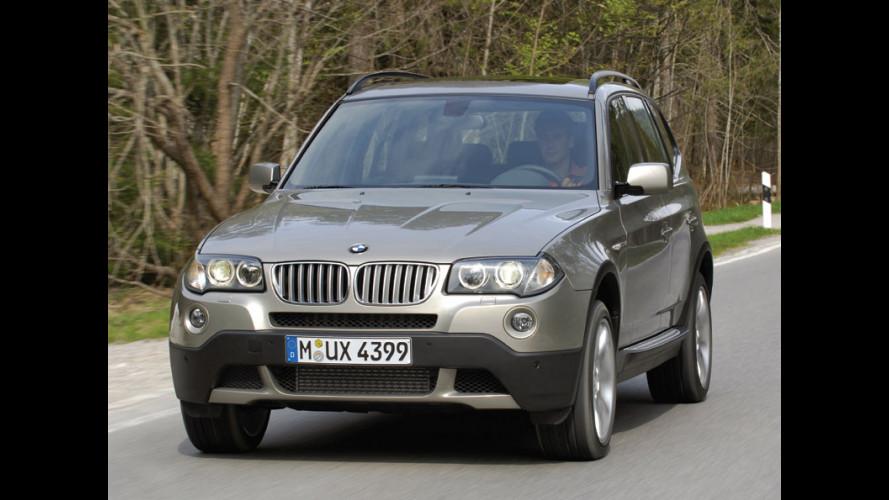 Prodotta la BMW X3 numero 500.000
