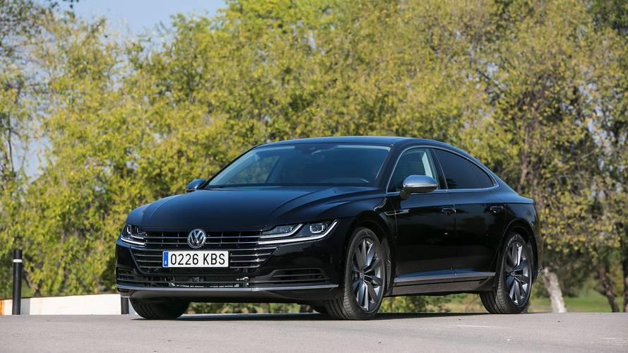 Prueba Volkswagen Arteon 2018: una berlina con 240 CV y mucho que decir