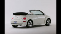 Volkswagen New Beetle Triple White