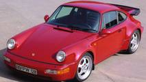 Porsche 911 type 964 Turbo (1991)
