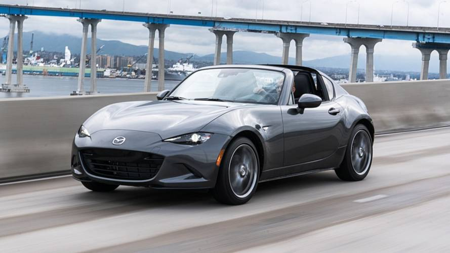 Mazda MX-5 Miata RF Gets Even More Power For 2019