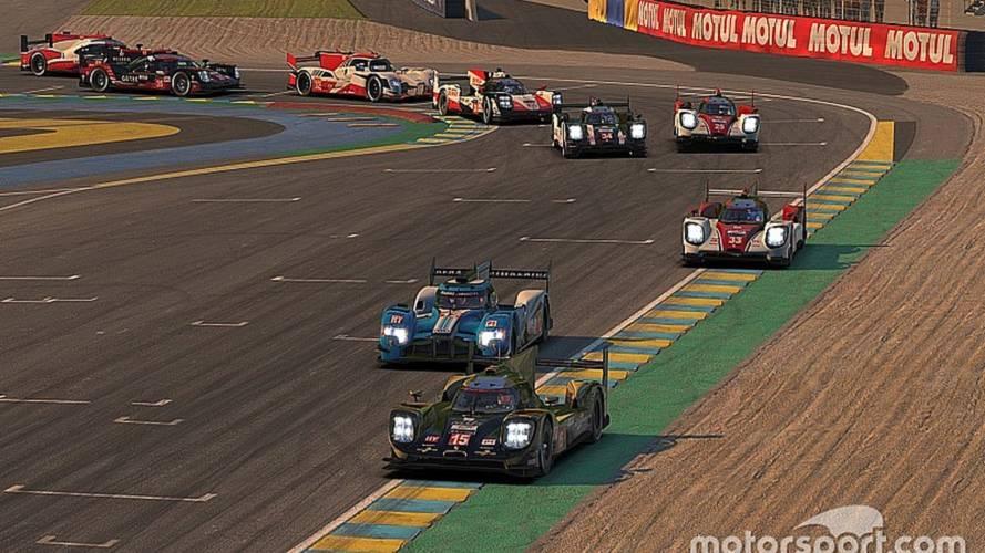 Las 24 Horas de Le Mans 2018 de iRacing: previa y horarios