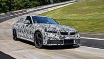 2019 BMW 3 Series teaser