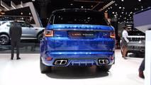 2018 Range Rover Sport SVR