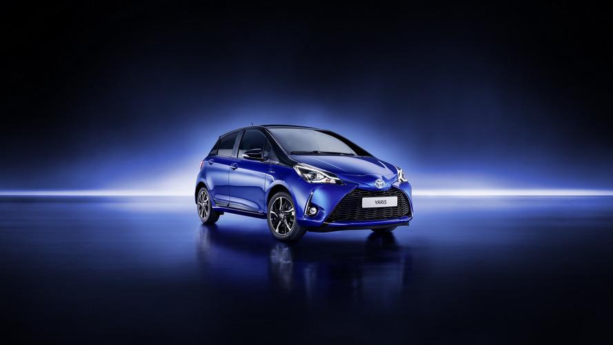 2017 Toyota Yaris restylée