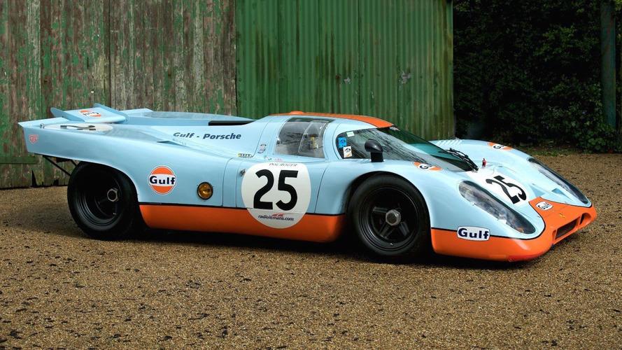 Porsche 917 replikası Le Mans hayalleri kuranları bekliyor