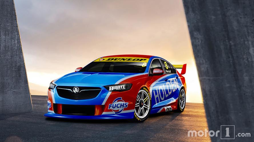 Et si l'Holden Commodore de course ressemblait à ça ?
