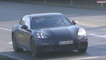VIDEO Porsche Panamera Coupé