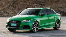 2018 Audi RS3 Sedan: First Drive