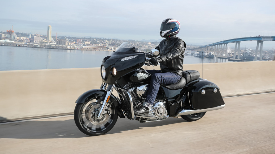 Indian Unveils Chieftain Limited, Chieftain Elite Models