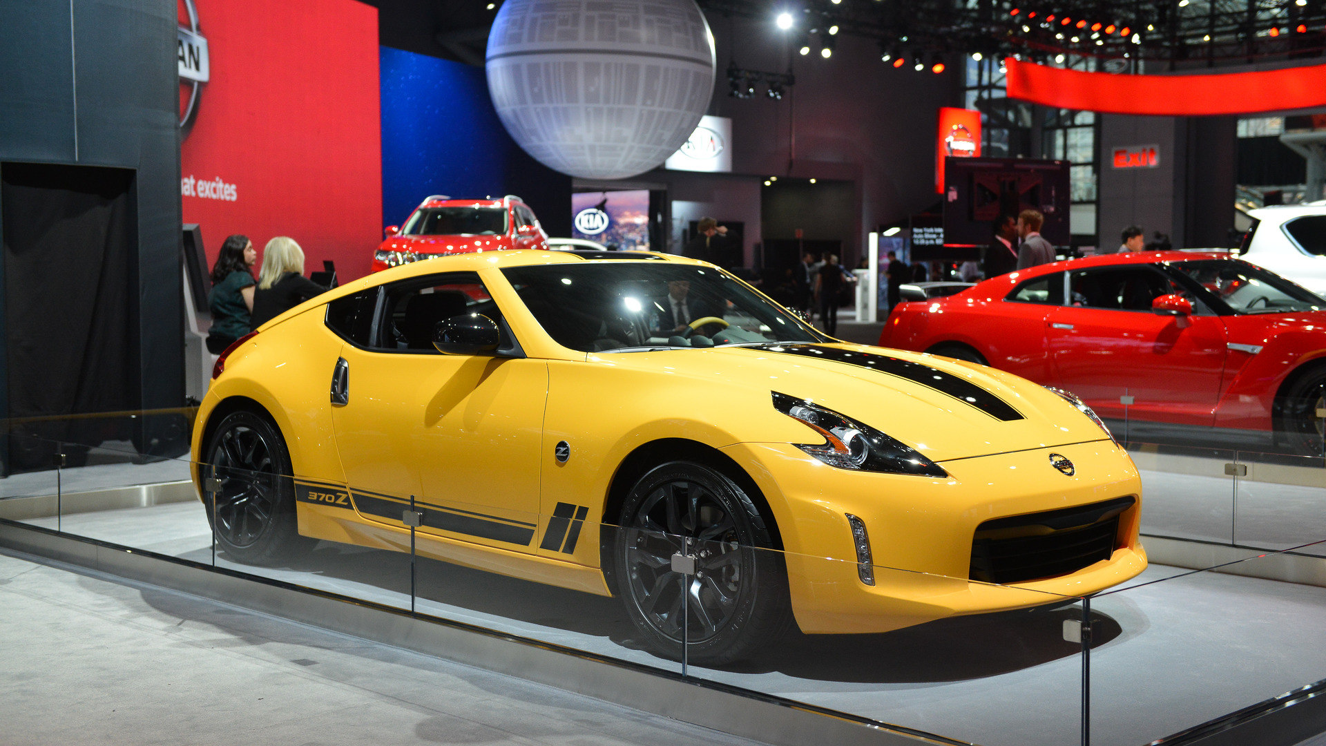 2018 Nissan 370Z Heritage Edition Is A Modern 240 Throwback