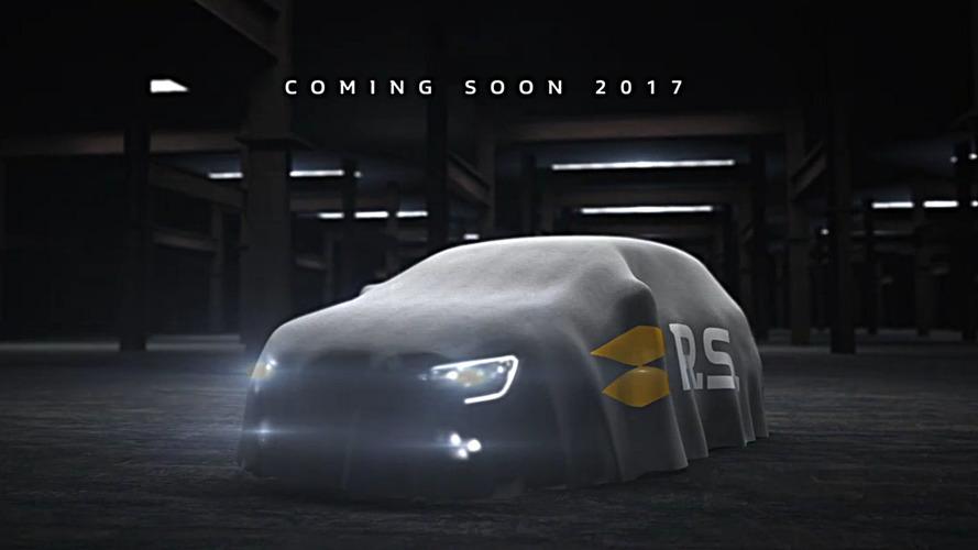 2018 Renault Megane RS'in ilk teaser'ı geldi!