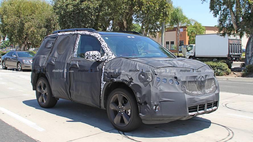 Flagra: Honda prepara volta do Passport como SUV acima do CR-V