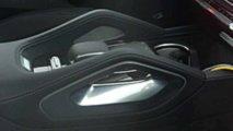 2019 Mercedes-Benz GLE-Serisi İç Mekan Casus Fotoğrafları
