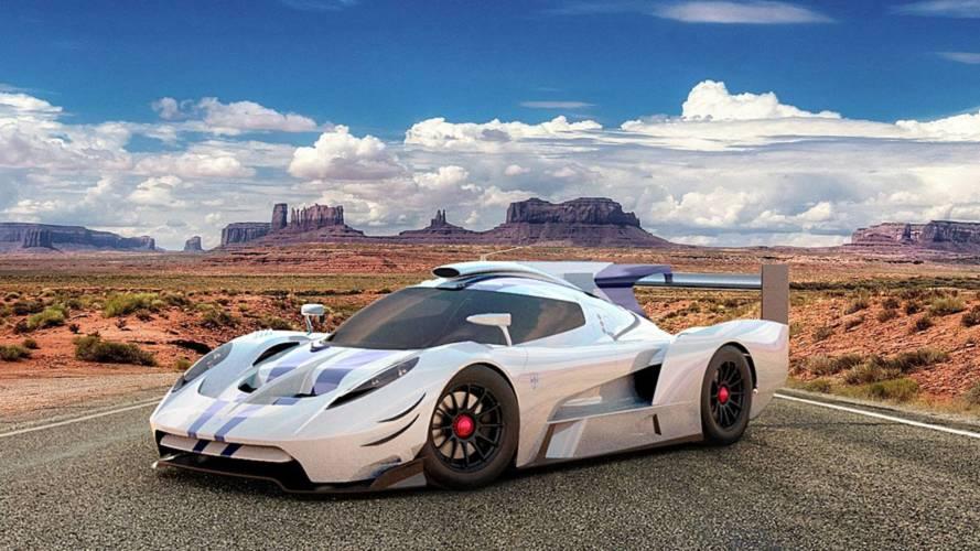 Scuderia Cameron Glickenhaus révèle sa LMP et vise les 24H du Mans