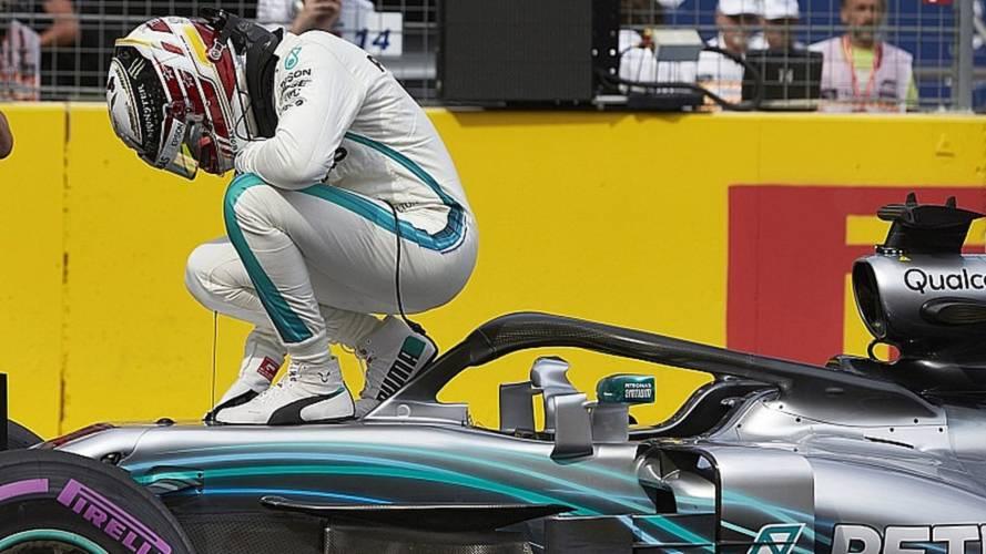 Fórmula 1: Hamilton vence GP da Alemanha após largar de 14º