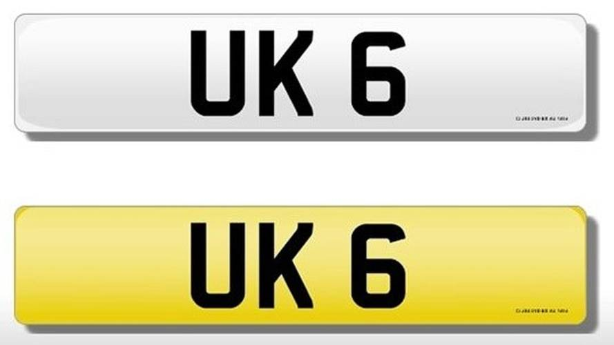 Rare number plates expected to fetch £50,000 at auction