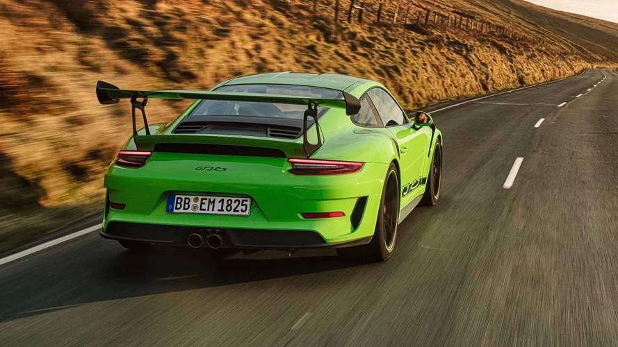 Ponemos a prueba el Porsche 911 GT3 RS 2018: cada vez más apasionante