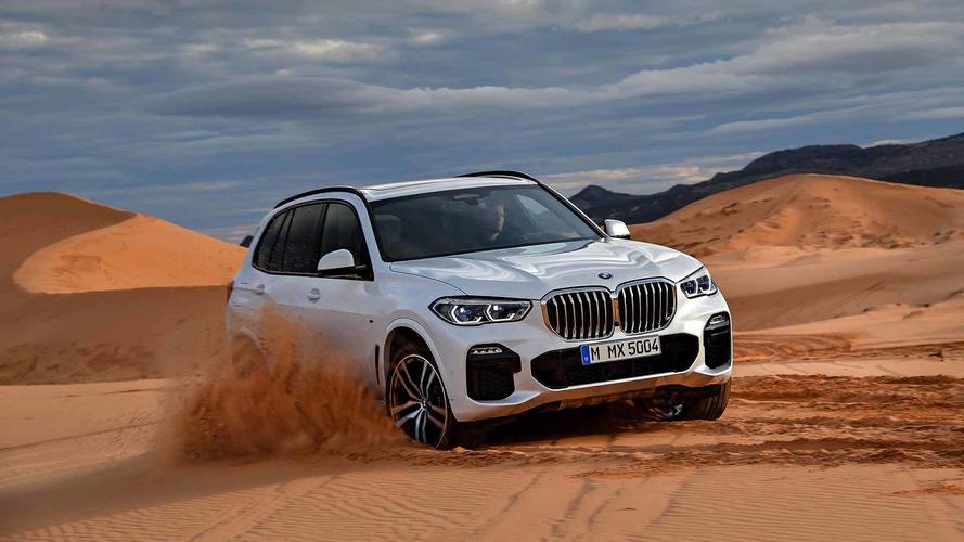 BMW X5 2018, el rey de la tecnología