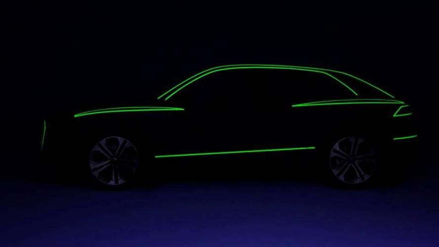 Megmutatta vonalait a hamarosan érkező Audi Q8