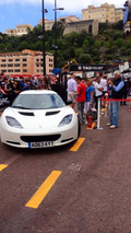 Lotus Evora S for Pastor Maldonado