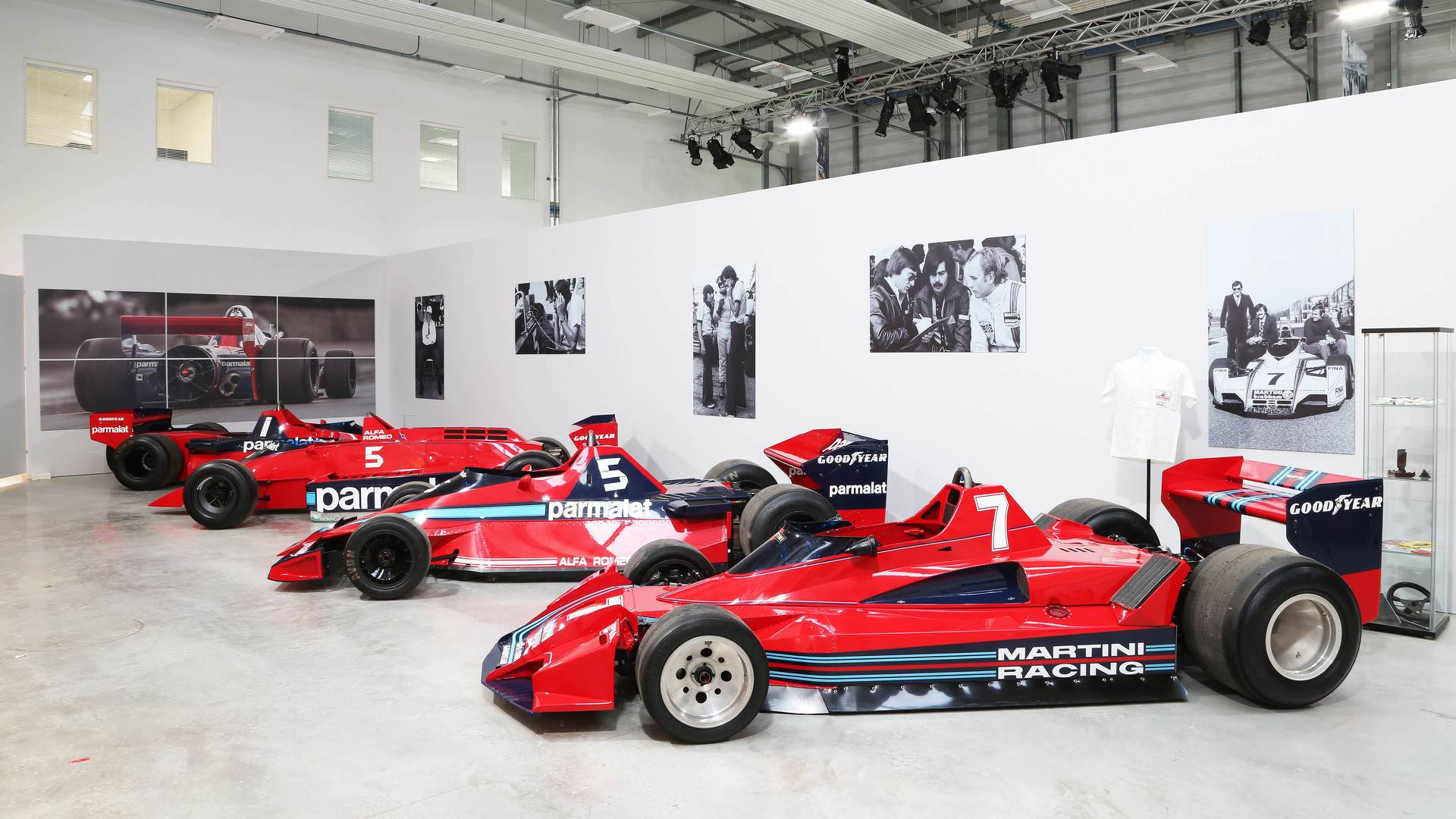 Gallery: Gordon Murray\'s One Formula Exhibition Highlights