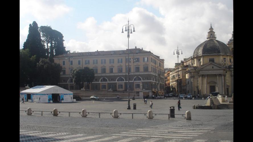 """La sicurezza scende in piazza con il tour """"Black Point"""""""