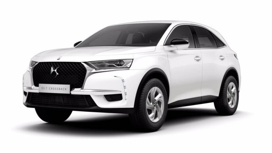 DS 7 Crossback - Version de base vs version full options