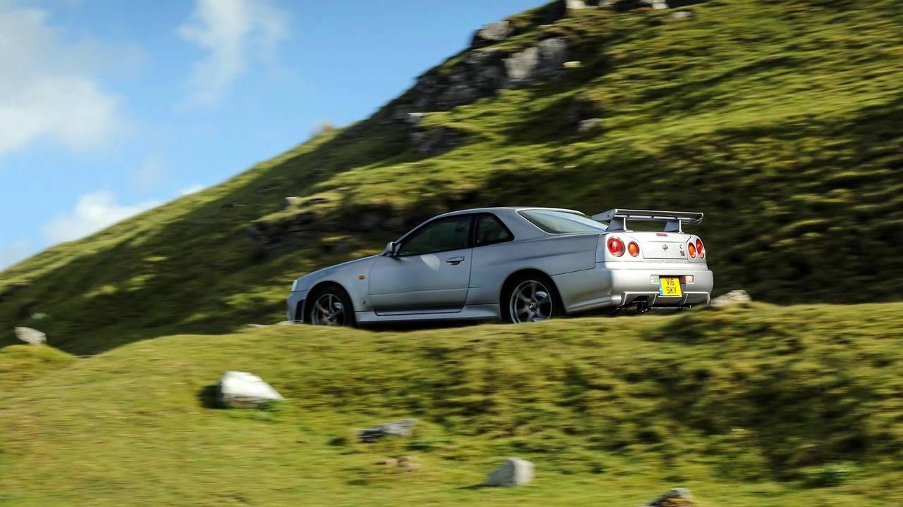 1999 Nissan Skyline GT R R34