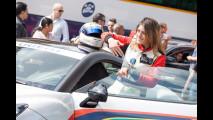 Candid Camera con Vicky Piria e Peugeot RCZ Racing Cup Replica