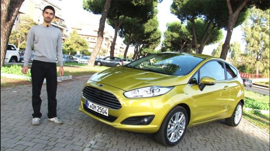 Ford Fiesta restyling 1.0 EcoBoost 125 CV, una piccola che va alla grande