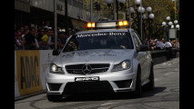 Mercedes C63 AMG DTM Safety Car