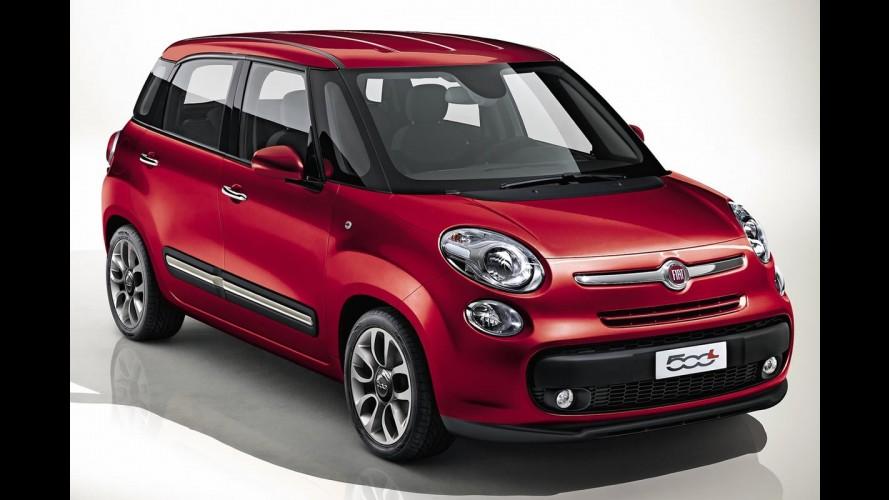 Fiat divulga as primeiras imagens oficiais do Novo 500L