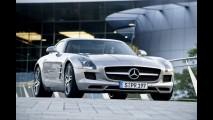 Inusitado: concessionárias norte-americanas oferecem Smart para compradores de Mercedes SLS
