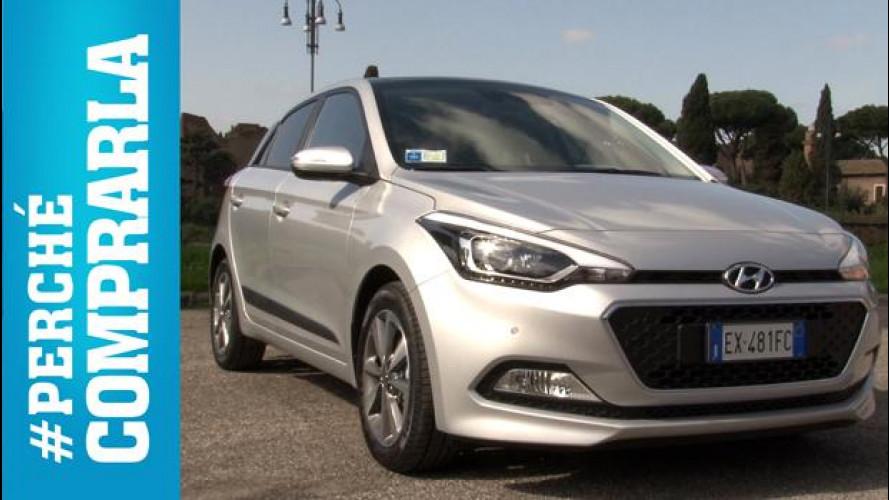Hyundai i20, perché comprarla... e perché no [VIDEO]