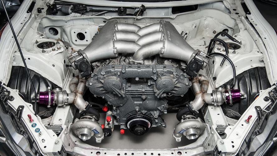 Toyota GT86 avec un moteur de Nissan GT-R Street FX